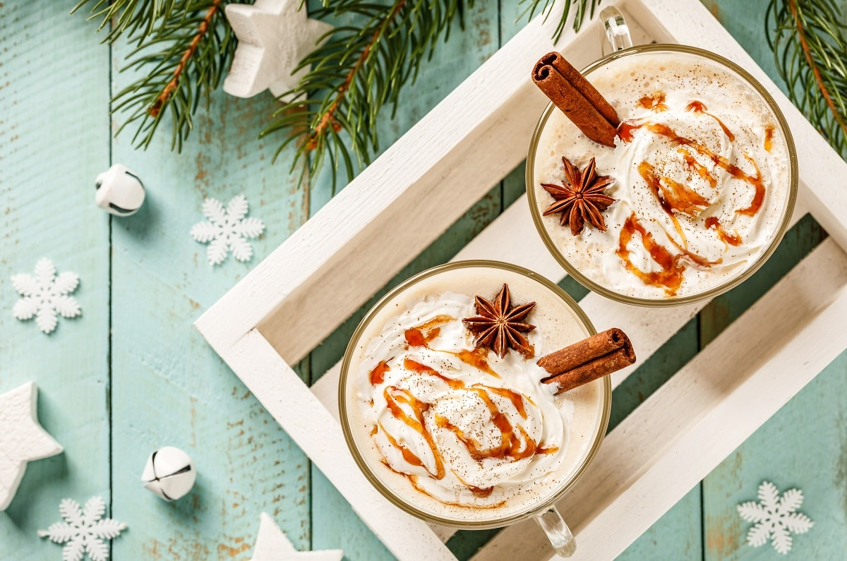 white russian easy holiday cocktail recipes