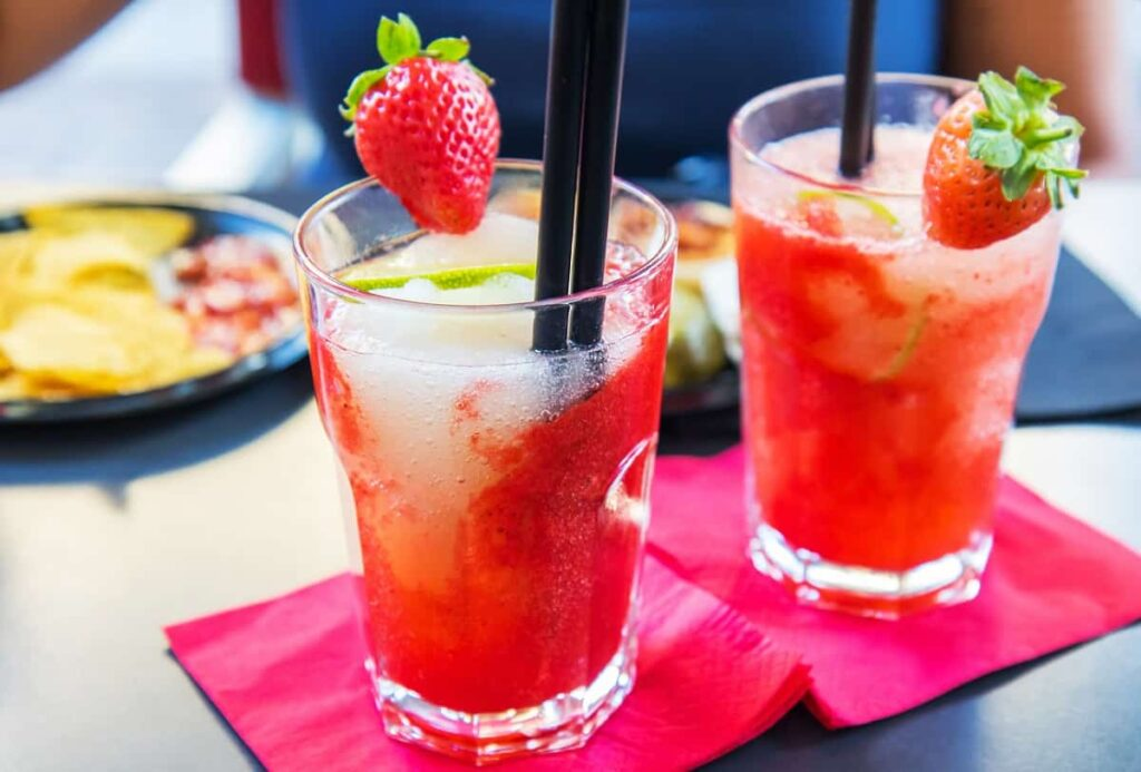 strawberry margarita recipes and how to make the best margarita
