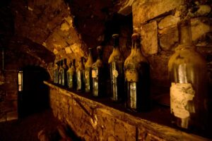 old wine alcohol myths