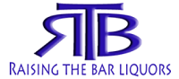 Raising The Bar Liquors Logo