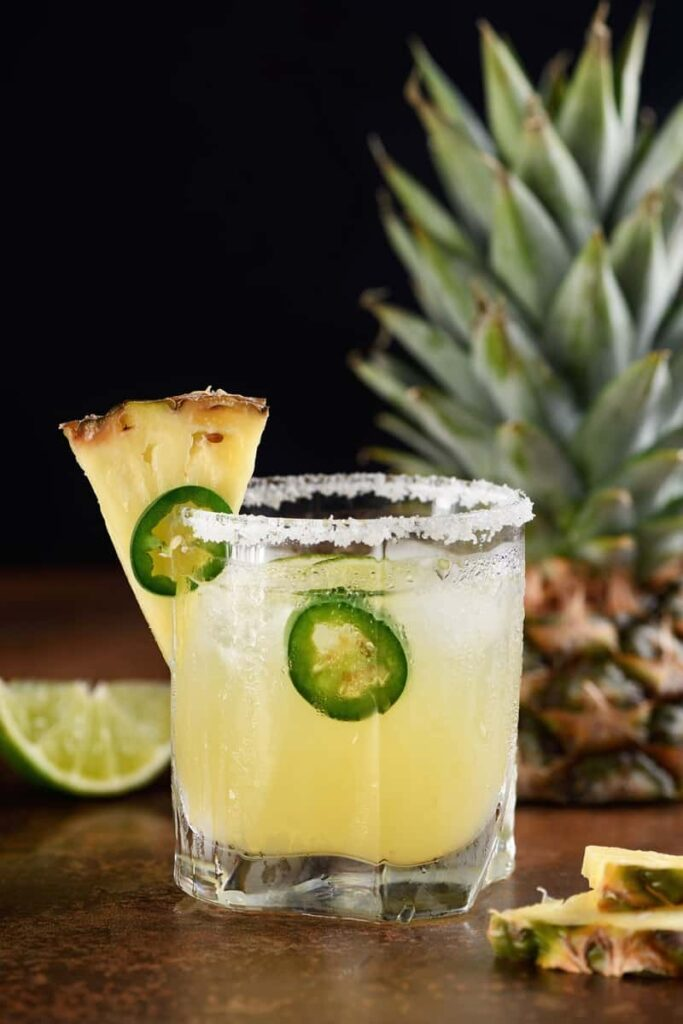 how to make the perfect spicy jalapeno margarita